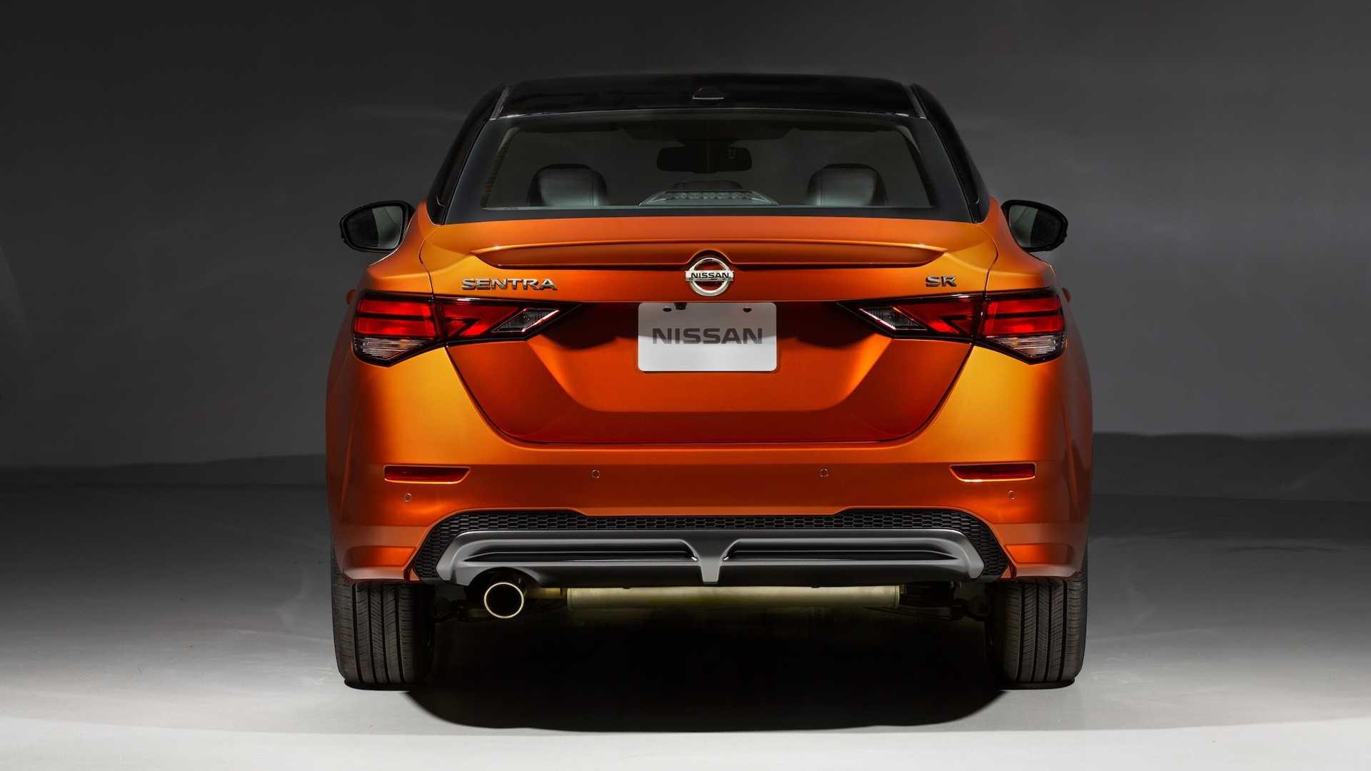 Nissan Sentra thế hệ mới đối đầu trực tiếp với Honda Civic hay Mazda3 - 29