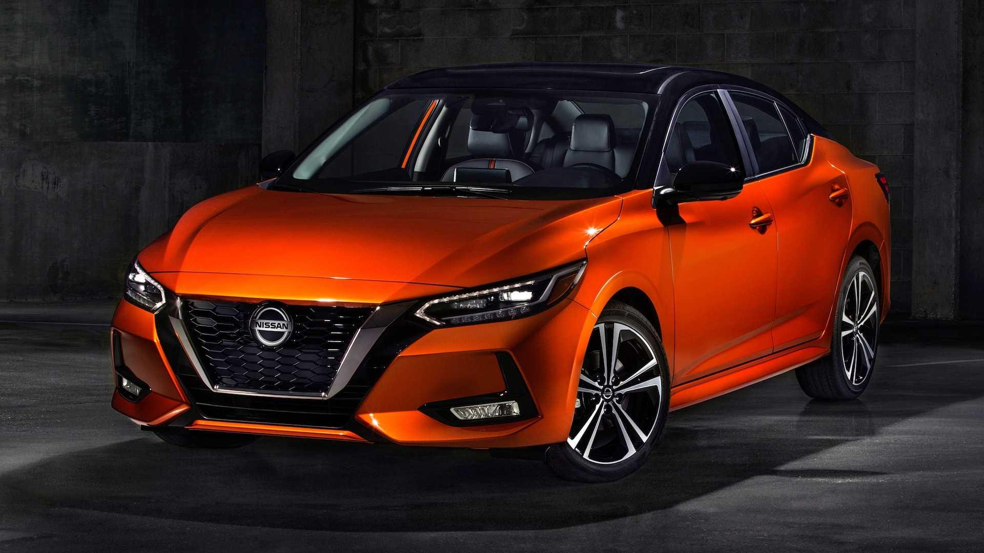 Nissan Sentra thế hệ mới đối đầu trực tiếp với Honda Civic hay Mazda3 - 28
