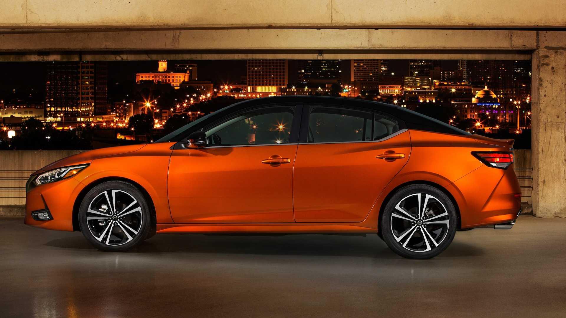 Nissan Sentra thế hệ mới đối đầu trực tiếp với Honda Civic hay Mazda3 - 27