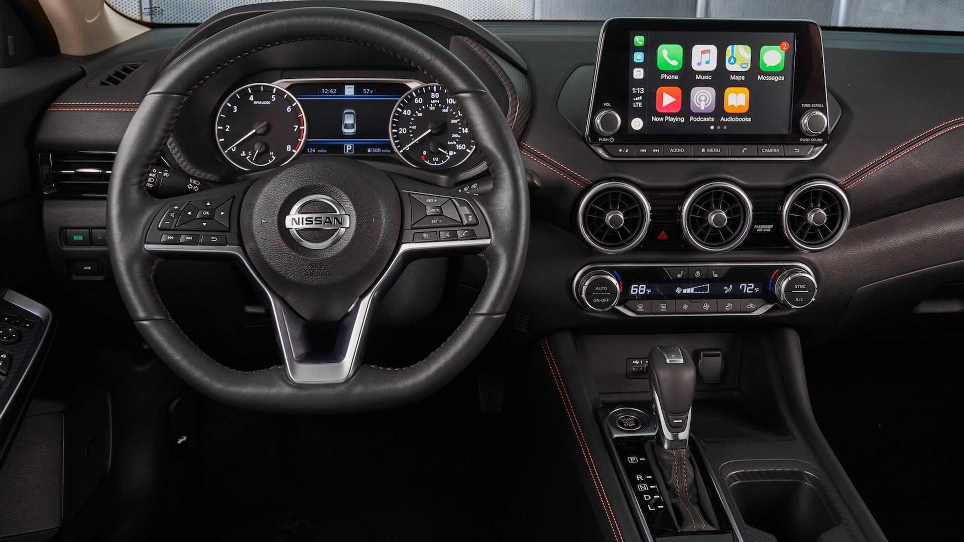 Nissan Sentra thế hệ mới đối đầu trực tiếp với Honda Civic hay Mazda3 - 13