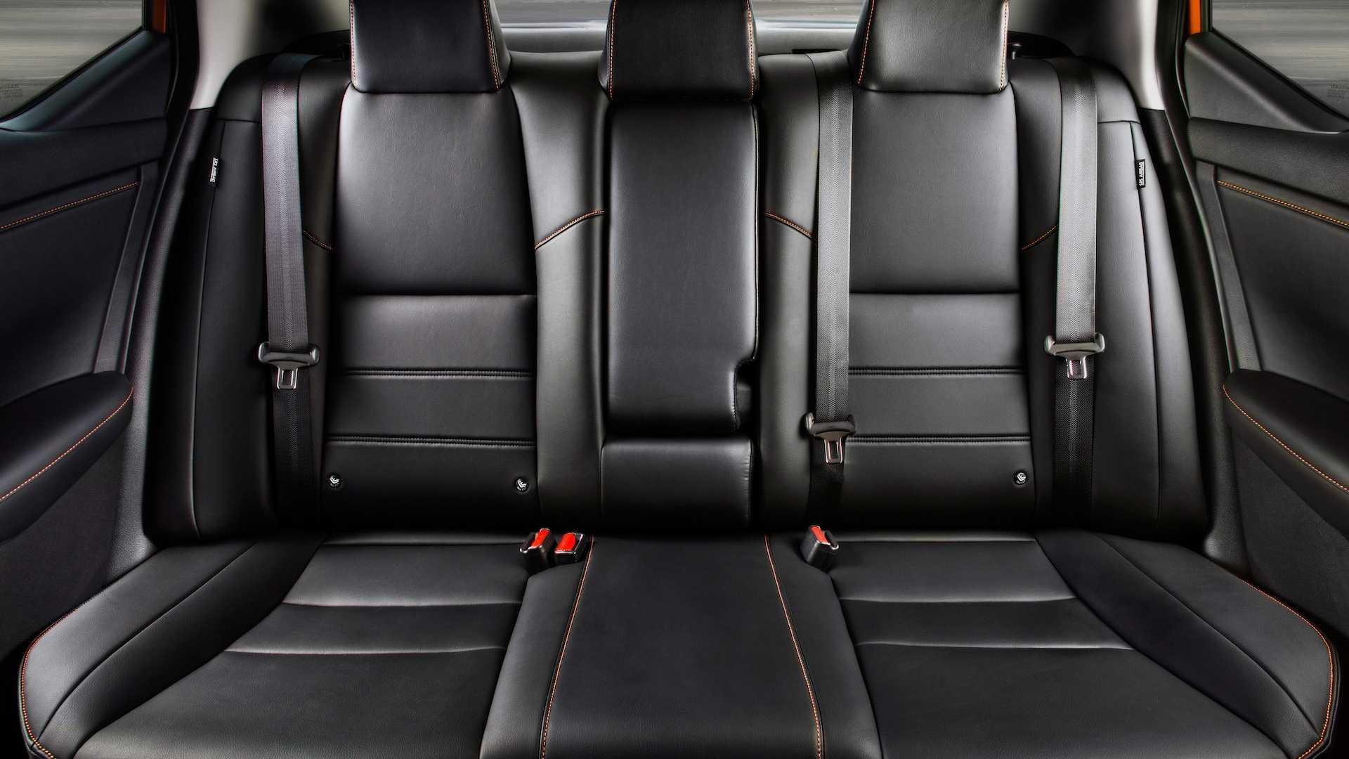 Nissan Sentra thế hệ mới đối đầu trực tiếp với Honda Civic hay Mazda3 - 9
