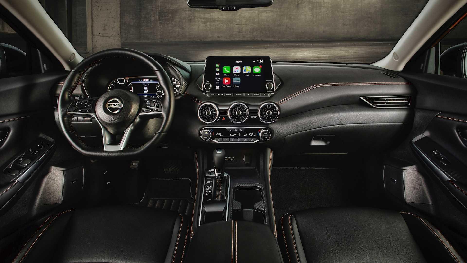 Nissan Sentra thế hệ mới đối đầu trực tiếp với Honda Civic hay Mazda3 - 6