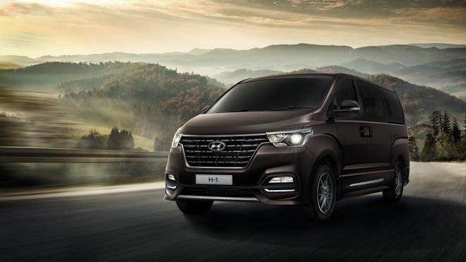 Hyundai giới thiệu dòng xe H1 và Grand Starex - 1