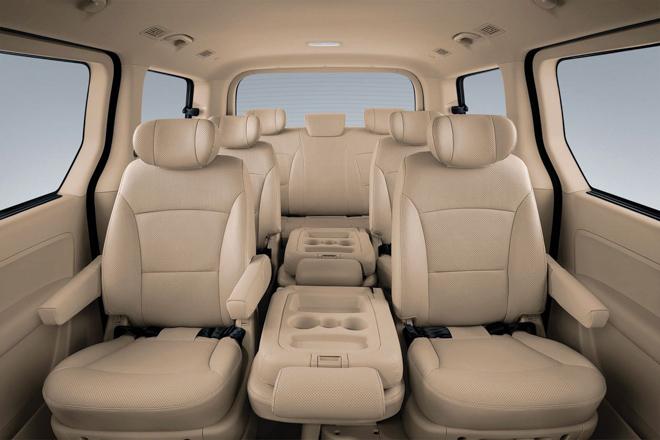 Hyundai giới thiệu dòng xe H1 và Grand Starex - 4