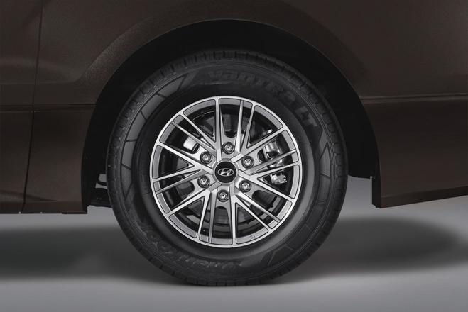 Hyundai giới thiệu dòng xe H1 và Grand Starex - 10