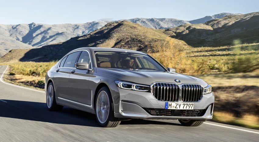 Thaco sẽ ra mắt BMW Series 7 bản nâng cấp mới - 12