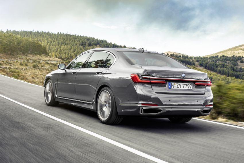Thaco sẽ ra mắt BMW Series 7 bản nâng cấp mới - 10