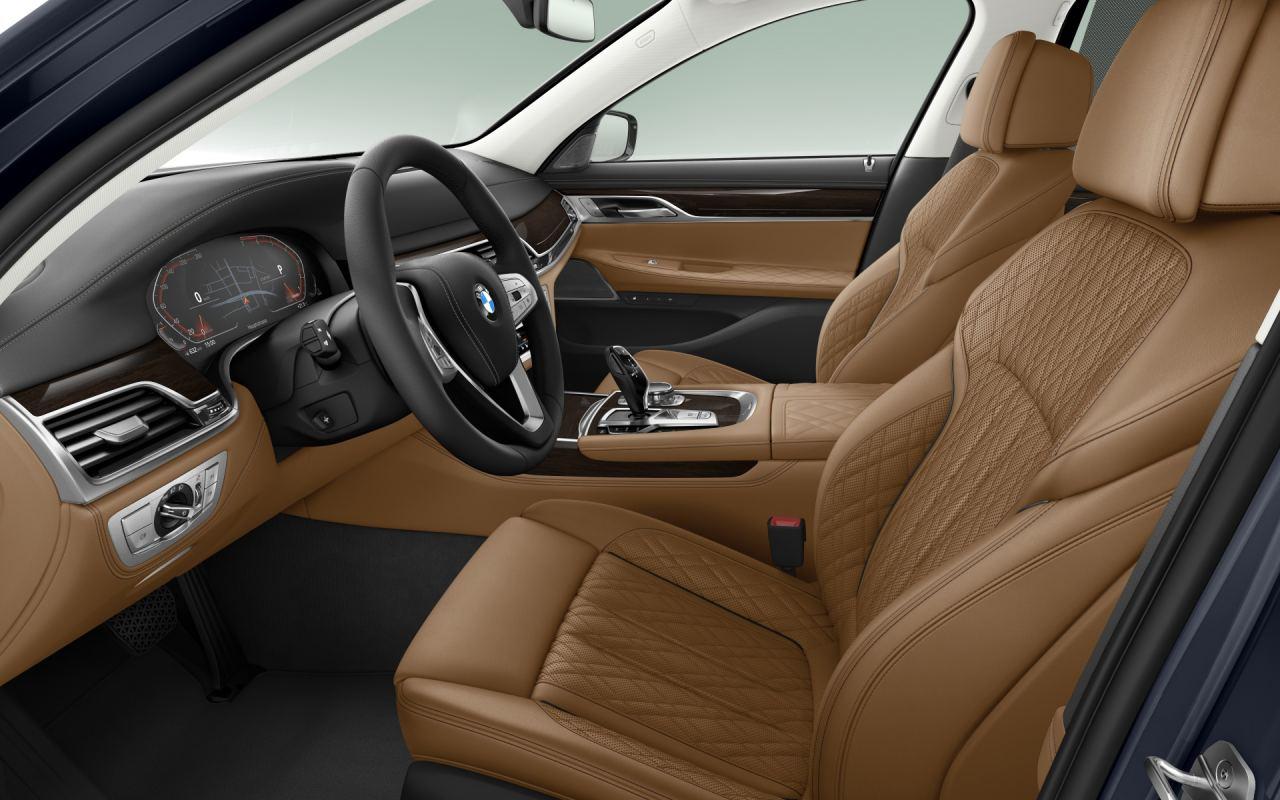 Thaco sẽ ra mắt BMW Series 7 bản nâng cấp mới - 7
