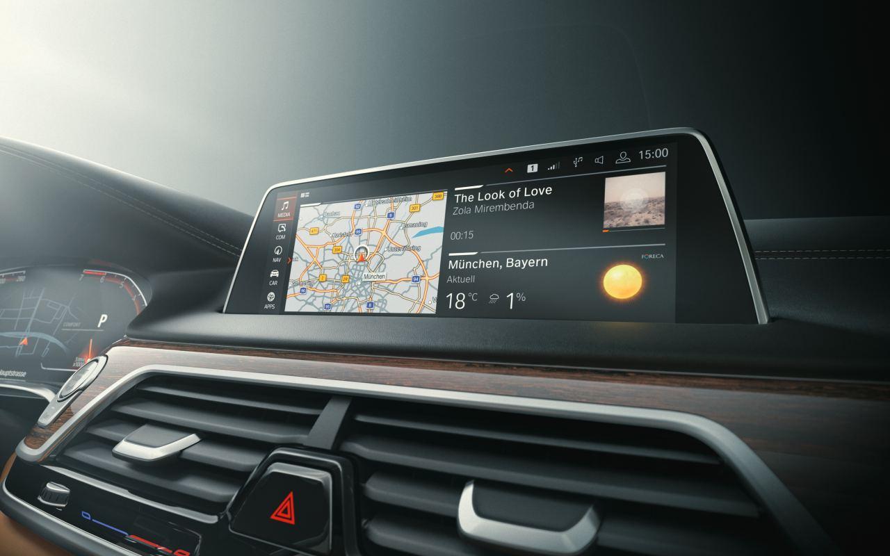 Thaco sẽ ra mắt BMW Series 7 bản nâng cấp mới - 6
