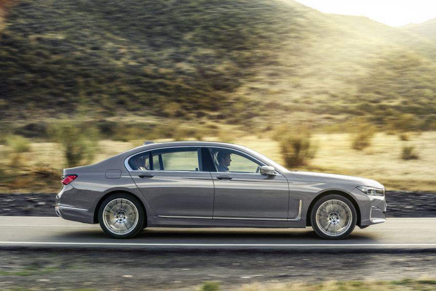 Thaco sẽ ra mắt BMW Series 7 bản nâng cấp mới - 2