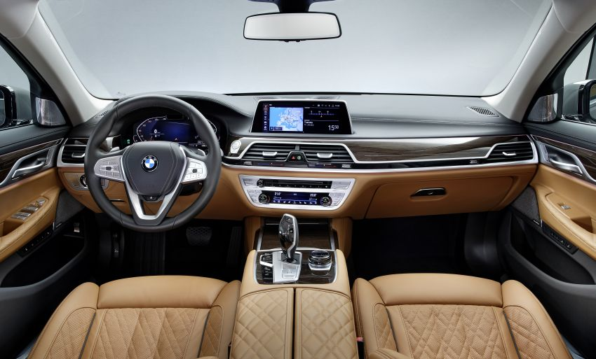 Thaco sẽ ra mắt BMW Series 7 bản nâng cấp mới - 9