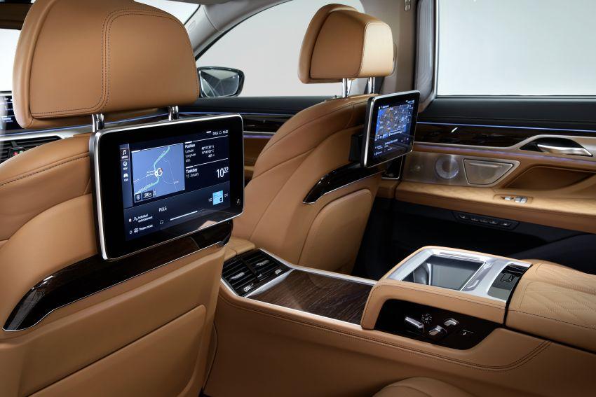 Thaco sẽ ra mắt BMW Series 7 bản nâng cấp mới - 8