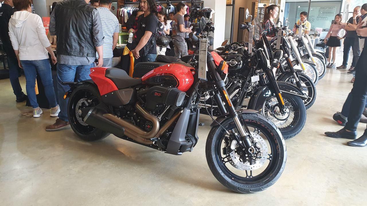 Harley-Davidson giới thiệu dàn xe năm 2020 - 1