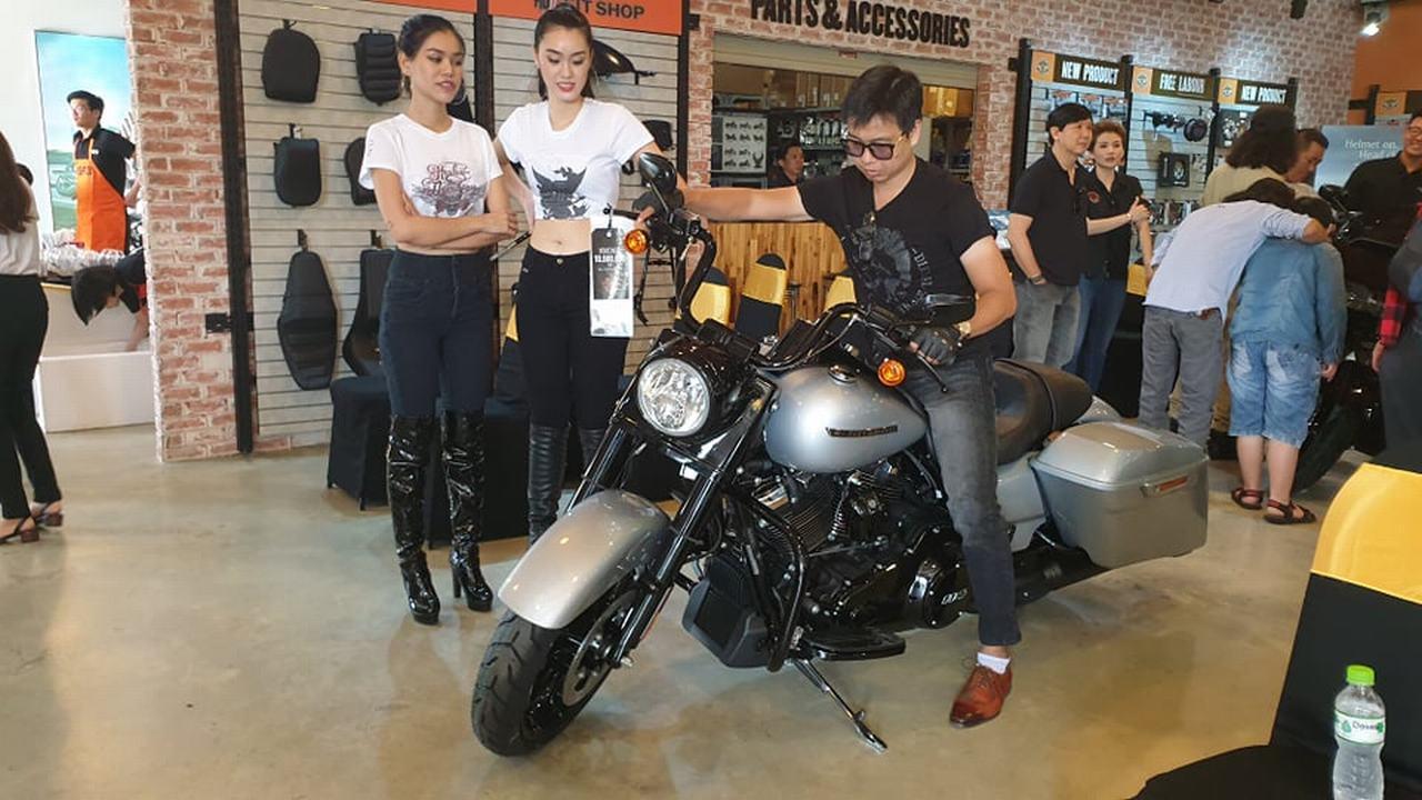 Harley-Davidson giới thiệu dàn xe năm 2020 - 2