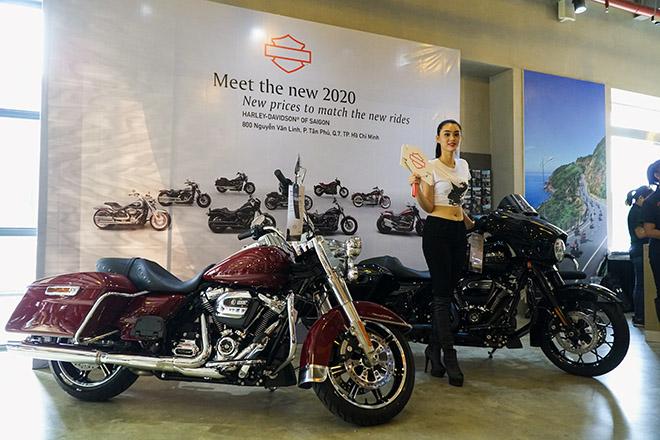 Harley-Davidson giới thiệu dàn xe năm 2020 - 3