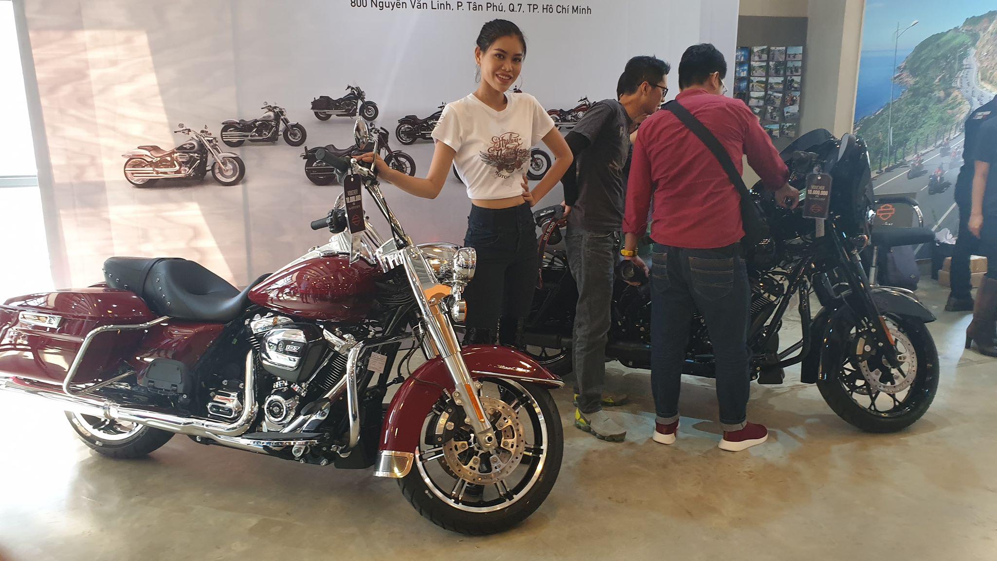 Harley-Davidson giới thiệu dàn xe năm 2020 - 6