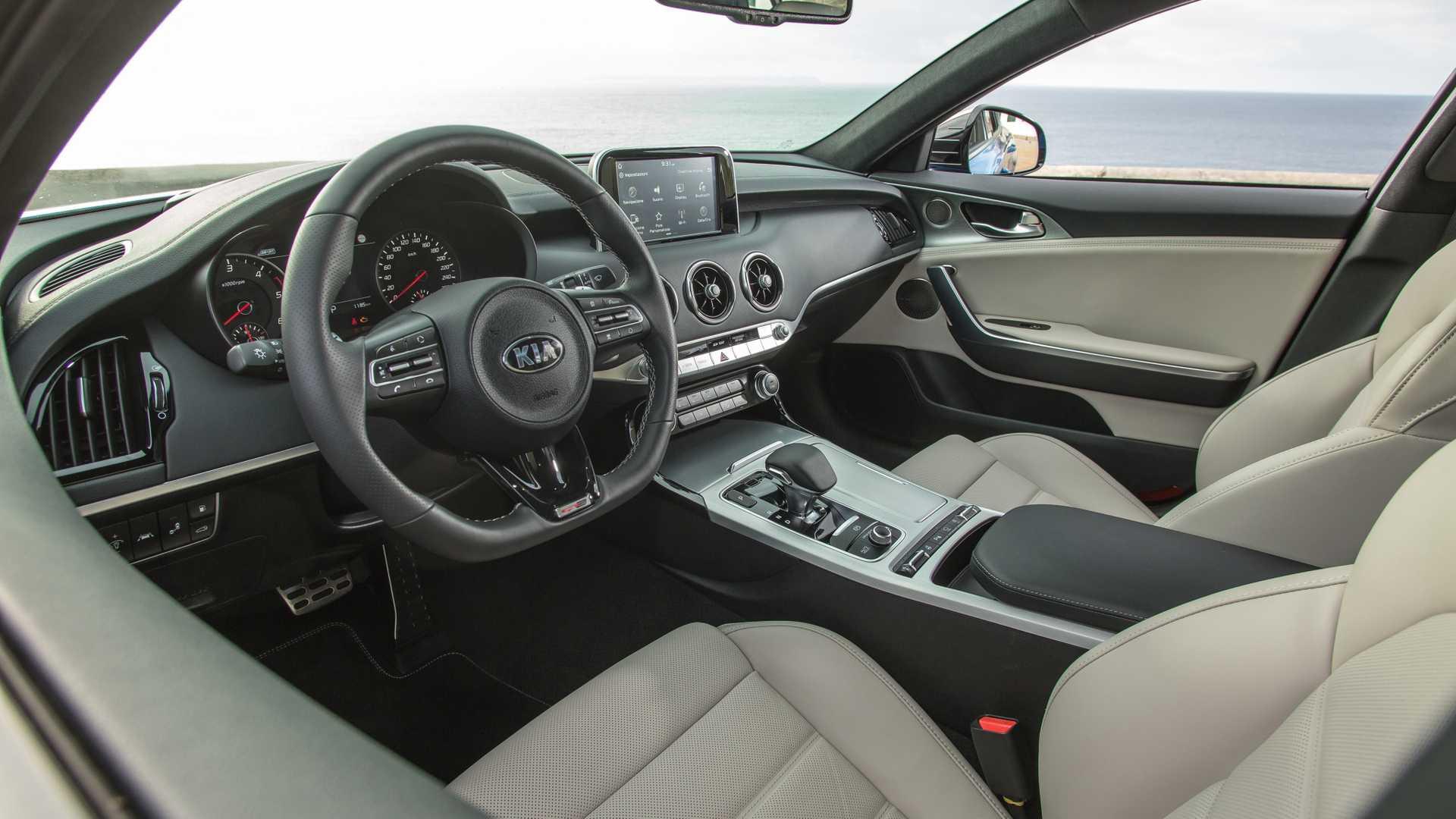 Kia Stinger GT-Line 2020 ra mắt tại thị trường Mỹ - 10