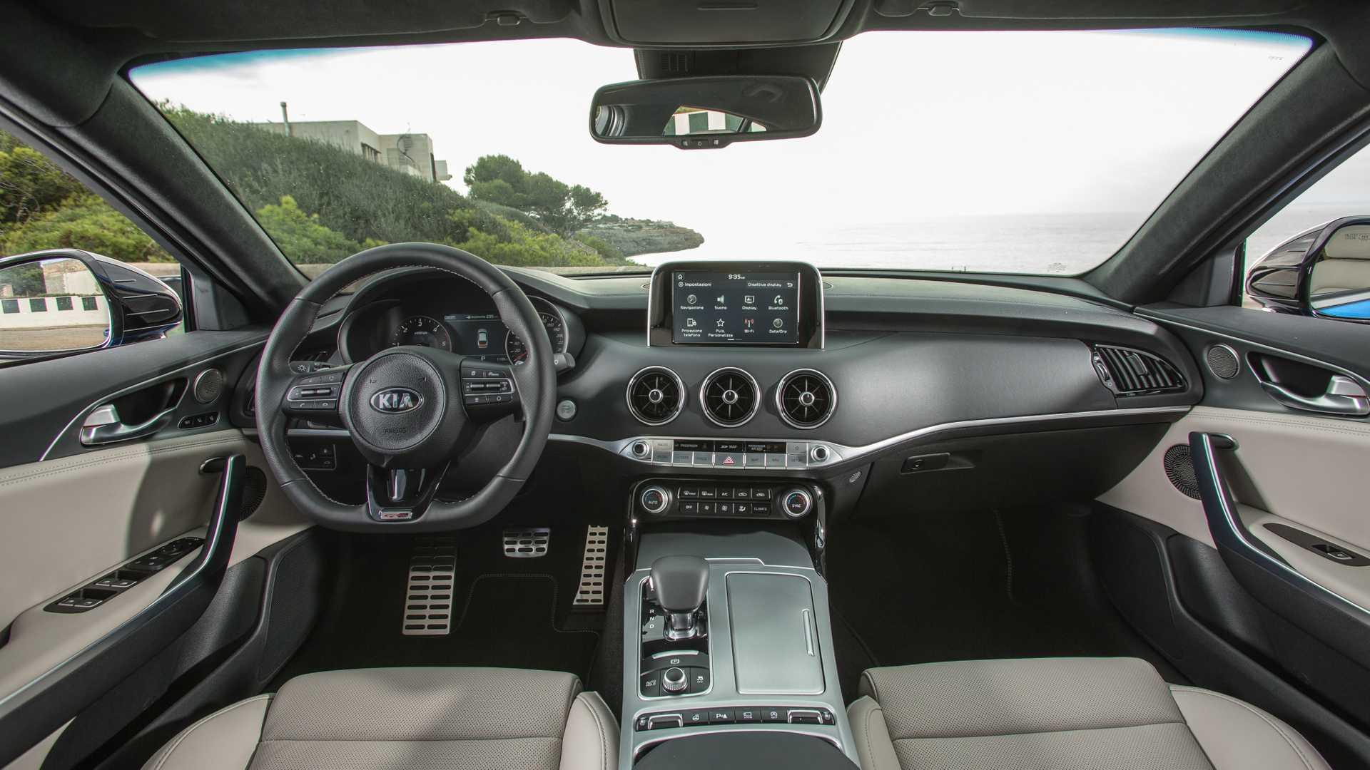 Kia Stinger GT-Line 2020 ra mắt tại thị trường Mỹ - 11