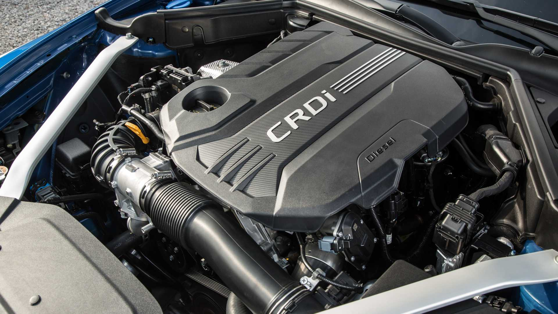 Kia Stinger GT-Line 2020 ra mắt tại thị trường Mỹ - 13