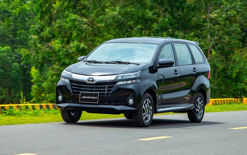 Mitsubishi Xpander và Suzuki Ertiga vượt mặt Toyota Avanza - 3