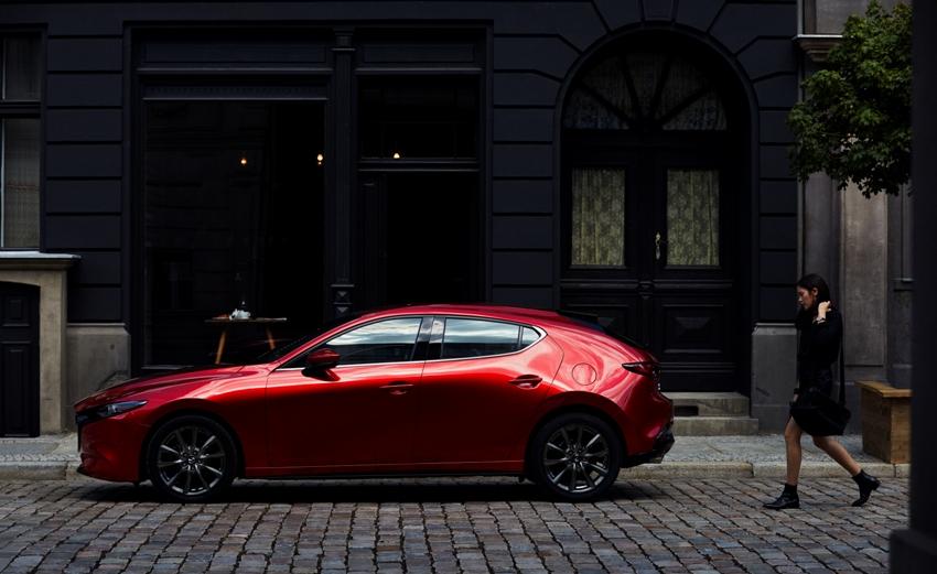 Mazda3 mới xe của năm 2019
