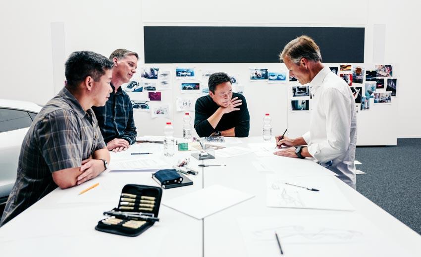 Porsche và Lucasfilm hợp tác