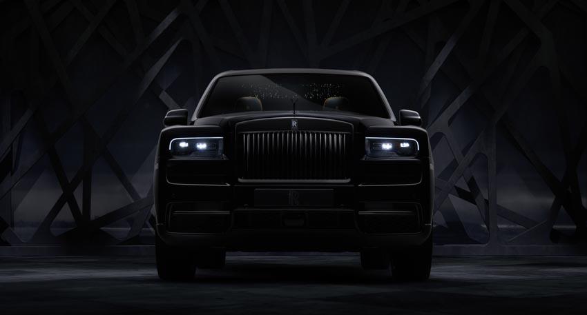 Rolls-Royce phiên bản Cullinan Black Badge