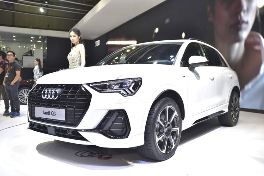 Audi Q3 mới thế hệ thứ hai tại Việt Nam - 16
