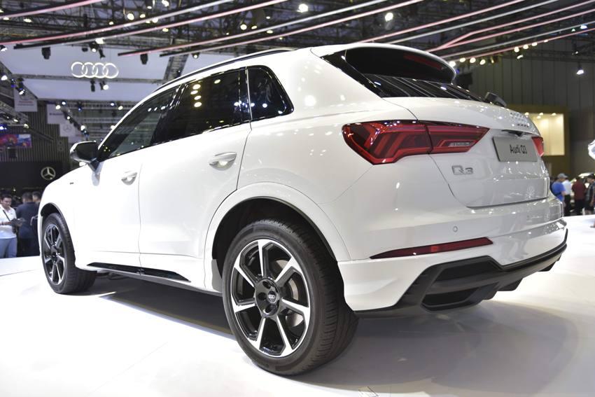 Audi Q3 mới thế hệ thứ hai tại Việt Nam - 13