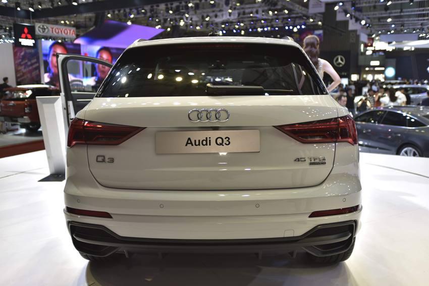 Audi Q3 mới thế hệ thứ hai tại Việt Nam - 12