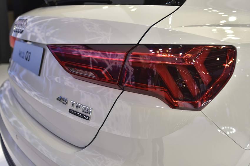 Audi Q3 mới thế hệ thứ hai tại Việt Nam - 11
