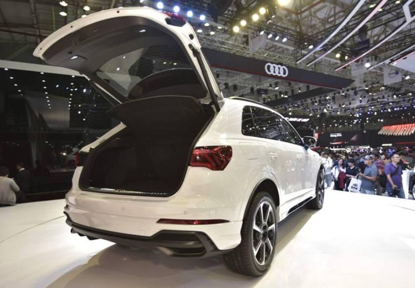 Audi Q3 mới thế hệ thứ hai tại Việt Nam - 2