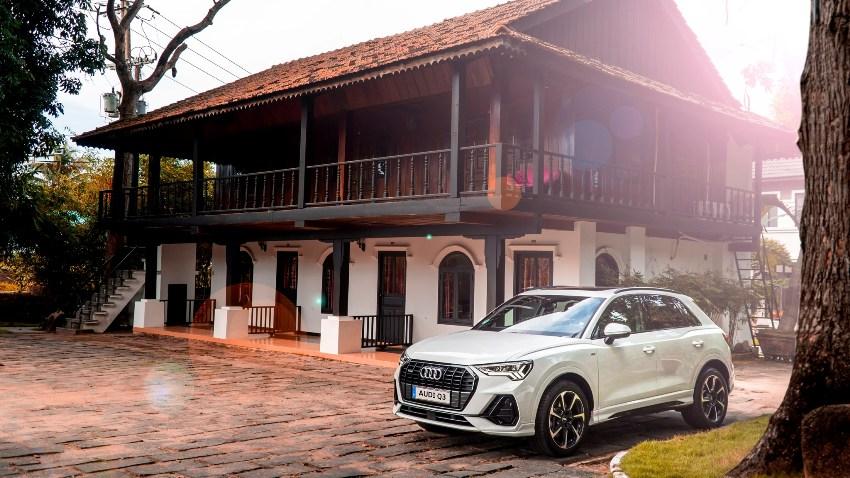 Audi Q3 mới thế hệ thứ hai tại Việt Nam - 8