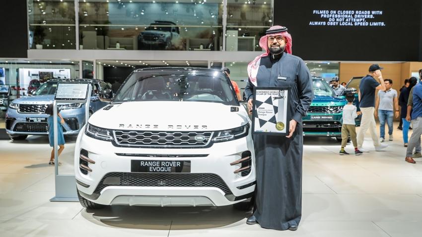 Range Rover Evoque mới nhận giải thưởng mẫu SUV/Crossover của năm 2019 - 4