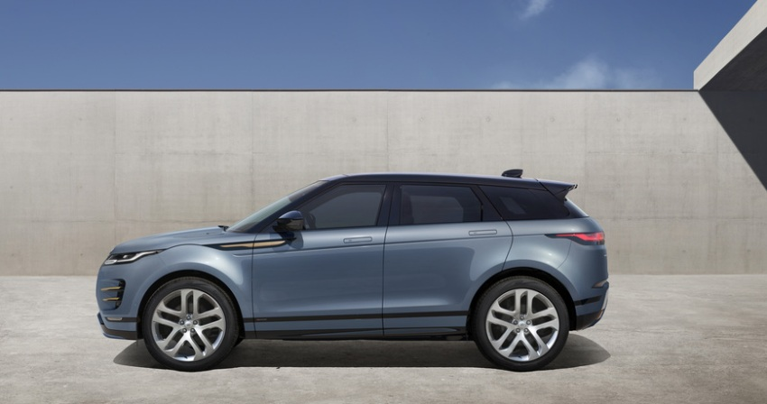 Range Rover Evoque mới nhận giải thưởng mẫu SUV/Crossover của năm 2019 - 3