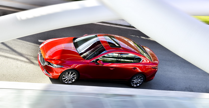 Mazda3 sedan mới tại Việt Nam