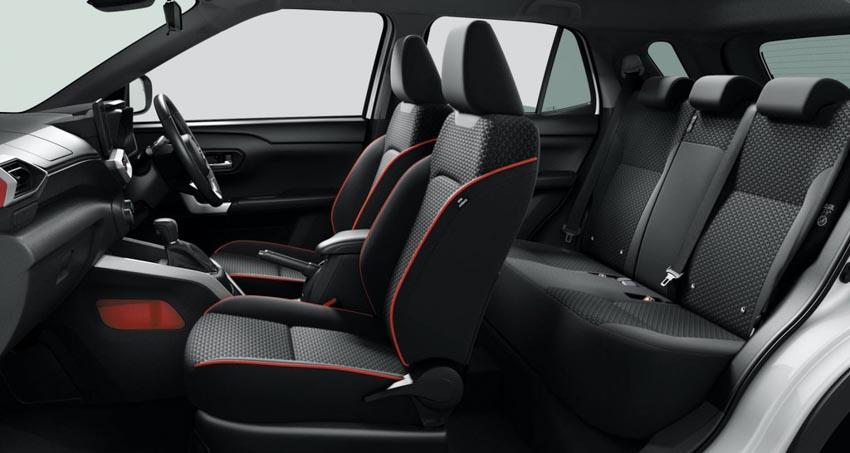 Ra mắt Toyota Raize 2020 cạnh tranh Ford EcoSport -11