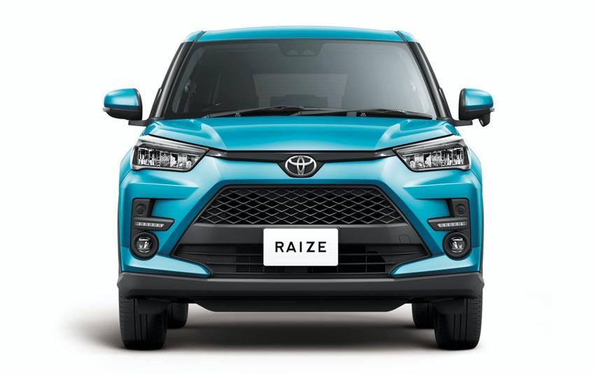 Ra mắt Toyota Raize 2020 cạnh tranh Ford EcoSport -5
