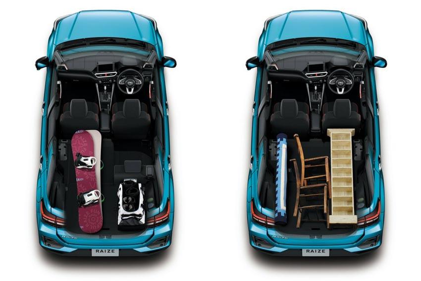Ra mắt Toyota Raize 2020 cạnh tranh Ford EcoSport -6