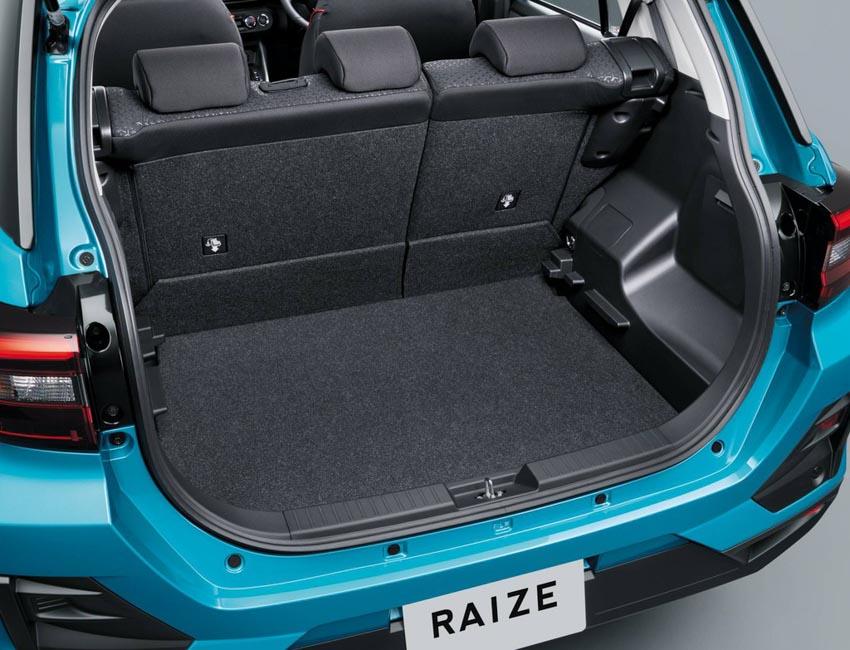 Ra mắt Toyota Raize 2020 cạnh tranh Ford EcoSport -7