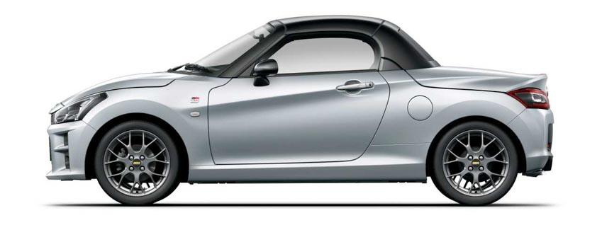 Toyota Copen GR Sport mui trần siêu gọn -3