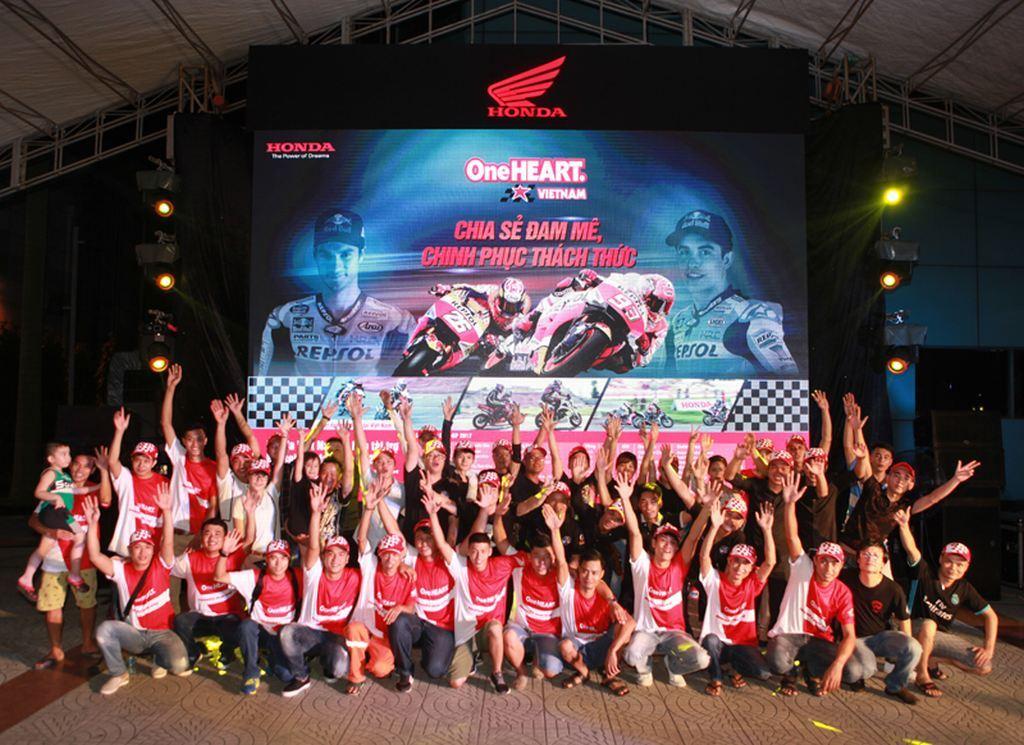 Honda chinh phục thành công danh hiệu Triple Crown MotoGP 2019 - 1