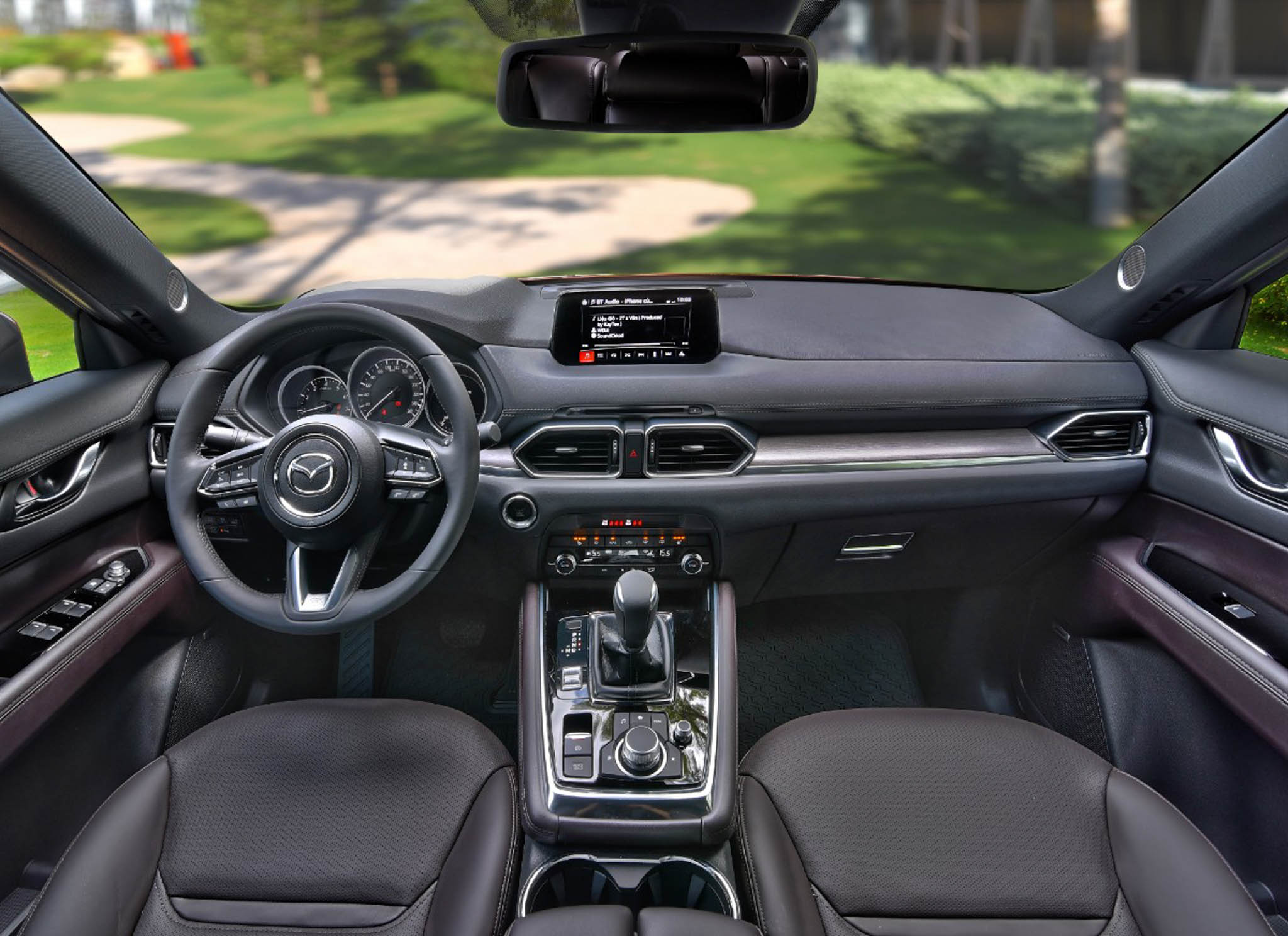 THACO nhận đặt cọc Mazda CX-8 phiên bản Deluxe có giá 1,149 tỷ đồng - 3