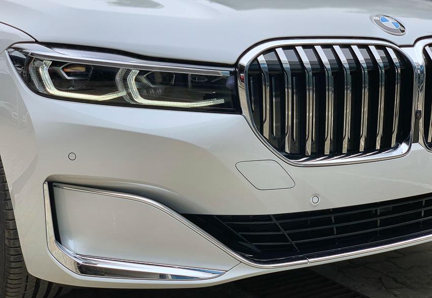 Cận cảnh BMW 740Li 2020 giá 5,6 tỷ đồng - 18