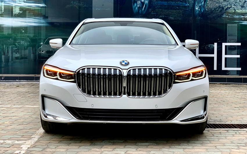 Cận cảnh BMW 740Li 2020 giá 5,6 tỷ đồng - 17