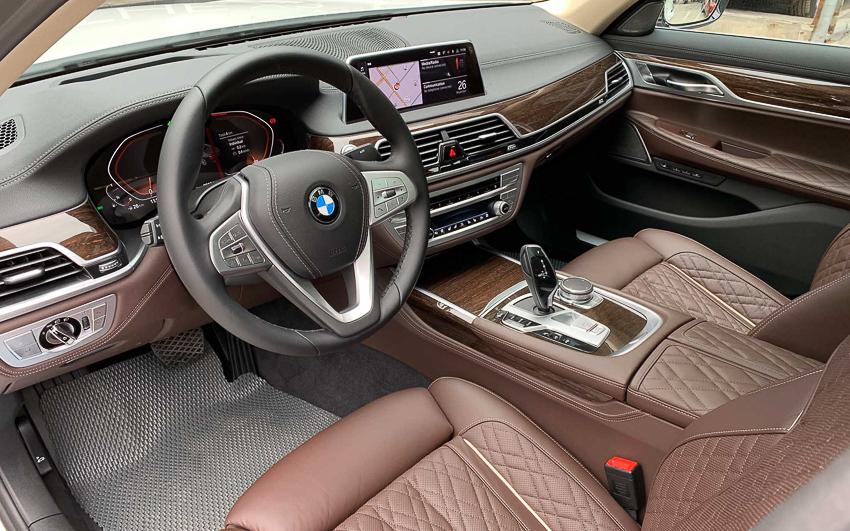 Cận cảnh BMW 740Li 2020 giá 5,6 tỷ đồng - 19