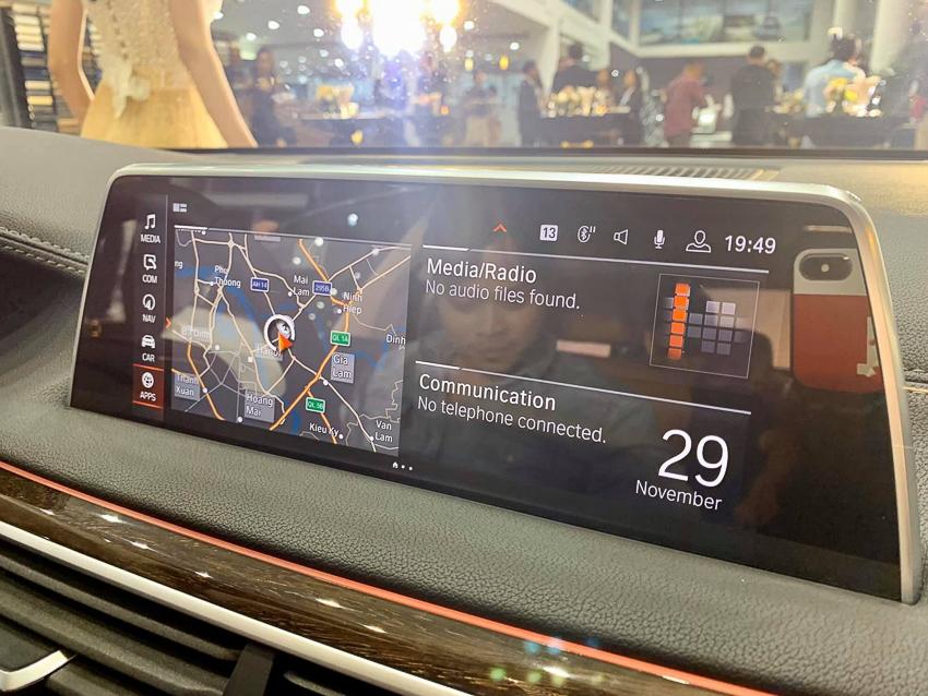 Cận cảnh BMW 740Li 2020 giá 5,6 tỷ đồng - 22
