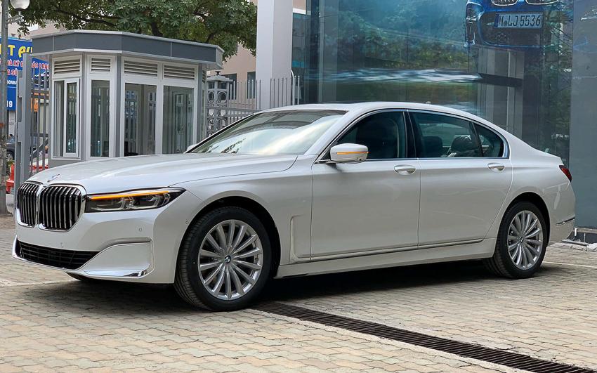 Cận cảnh BMW 740Li 2020 giá 5,6 tỷ đồng - 7