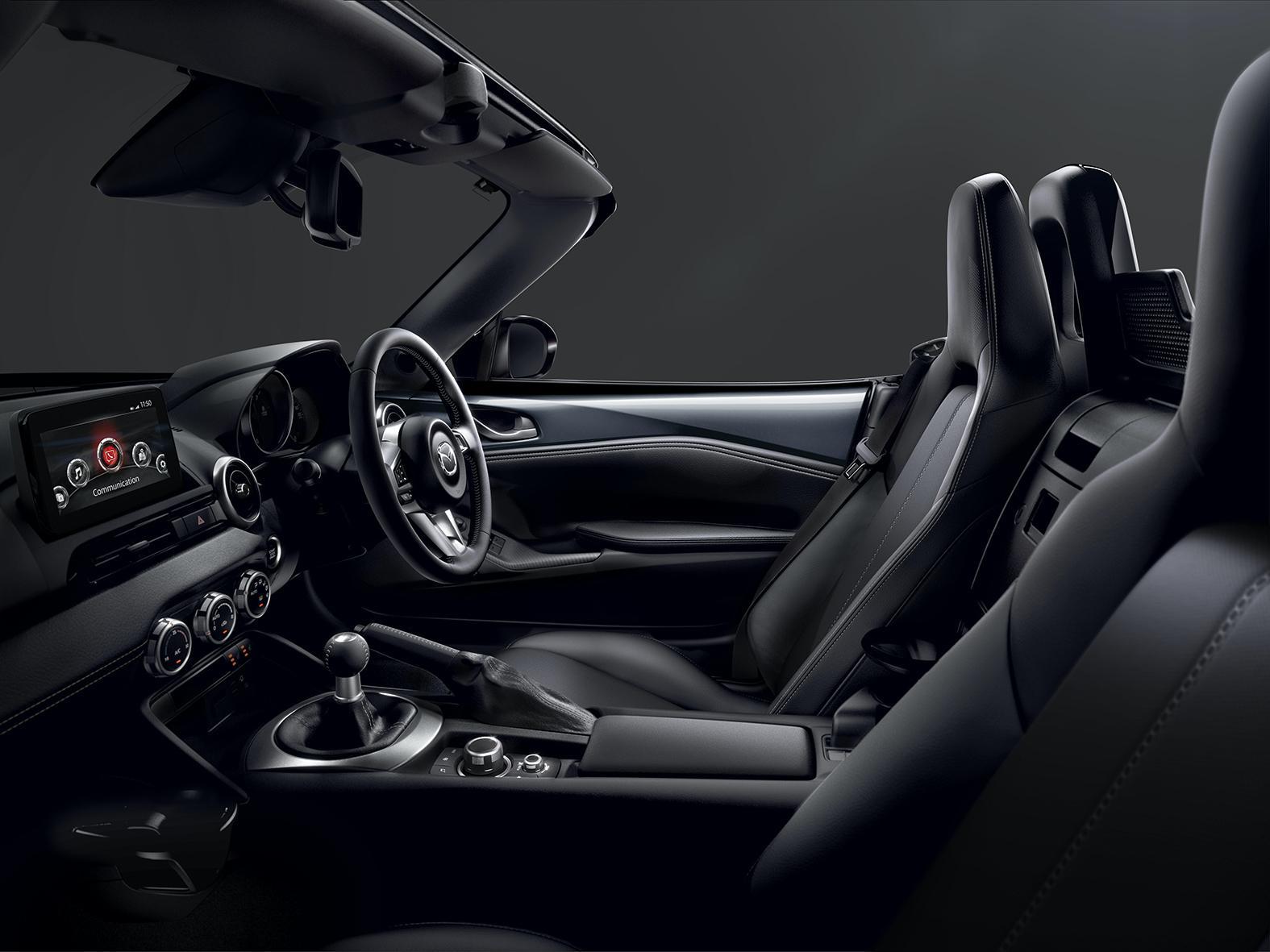Mazda MX-5 bản nâng cấp 2020 - 1
