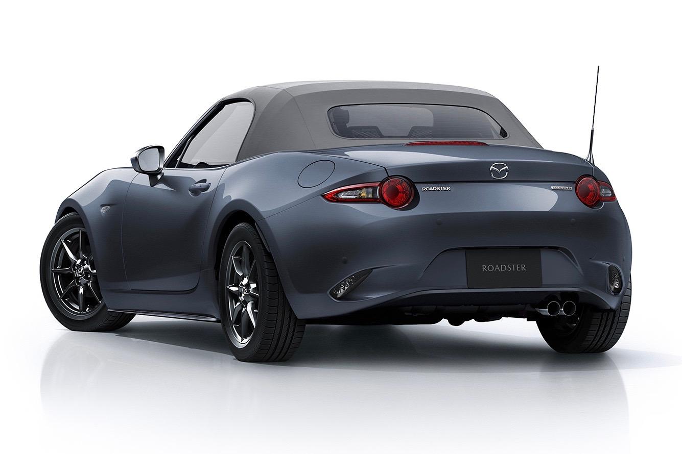 Mazda MX-5 bản nâng cấp 2020 - 12